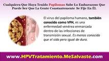 Virus Del Papiloma Humano En Hombres (HPV)