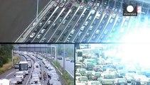 Départs en vacances : journée noire sur les routes de France