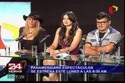 Laura León será la madrina de Panamericana Espectáculos