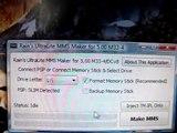 downgrade any 5 00, 5 01, 5 02, 5 50 and 5 51 psp - Make Magic Memory Stick