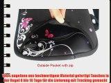 hei? Design 17 17.3 17.4 Zoll Laptop Netbook mit Schulterriemen Handgriff-Beutel-Kasten-Abdeckung