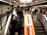 Prague Metro * Pražské metro - Line C Florenc