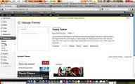 Customize Wordpress Widgets and Add Social Media Icons To Sidebar