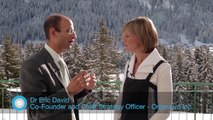 WEF Davos 2015 Hub Culture Interview with Dr Eric David