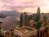 Hong Kong Timelapse from the Conrad Hotel, Hong Kong (2004)