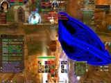 Runes of magic PVP Druid/scout in Karros Canyon