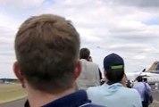 F22 Raptor - Farnborough Airshow - 14/07/08