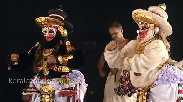 Bali Vadham Kutiyattam Sanskrit theatre