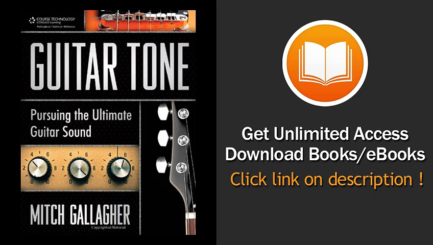 [Download PDF] Guitar Tone Pursuing the Ultimate Guitar Sound