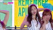 [K-POP] A Pink - Remember (LIVE 20150801) (HD)