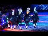 Apassionata 2015 - die goldene Spur - Blick von VORNE auf die Choreografie - HD