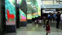 Los Angeles Airport (LAX): The Largest Immersive Multimedia Installation [Demo]