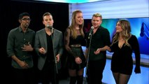 Amazing a cappella performance of Sheppard's Geronimo