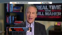 BILL MAHER on Don Sterling, LA Clippers & Racism - Chris Hayes
