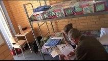 Wollongong YHA backpackers hostel (New South Wales, Australia)