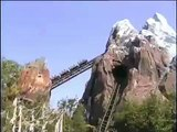 Expedition Everest Ride feat. Fatboy Slim - Right here, Right Now @ Disney's Animal Kingdom