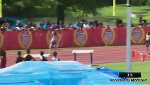 9-10 Girls 4X100 Meter Relay  - Mustangs Track Club at the AAU  Club Championship 2015