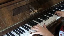 Any Melody - Wo bist du (Rammstein piano cover)