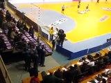 CAN 2014 : Ambiance lors de Algérie-Maroc (Handball)