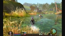 Aion USA Gameplay - Scout Forest Quests