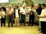 Chant breton par le groupe de breton