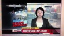 QuakeReports.com | Hydrogen Explosion Fukushima I Nuclear Power Plant No. 3 (14th of March 2011)