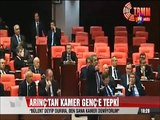 "Bülent Arınç'tan Kamer Genç'e ""Bülent Deyip durma"" tepkisi"