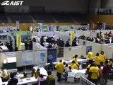 つくば科学フェスティバル2010の様子