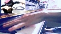 Shokugeki no Soma Rising Rainbow ( Piano Cover )
