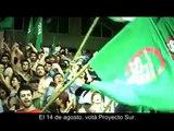 Proyecto Sur SPOT TV Alcira Argumedo Presidente