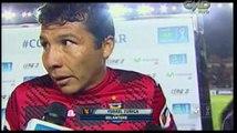 Alianza Lima vs. Melgar: ¿qué dijeron los jugadores del 'dominó' tras el triunfo? (VIDEO)