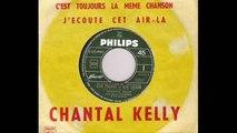 彡Chantal Kelly - 彡Mon ami mon chien (rare french song 1966)  widescreen + HD