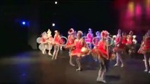children dancing in the theater 4. Stock Footage