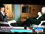 Christiane Amanpour talks to Turkish PM Recep Tayyip Erdogan about the Armenian Genocide