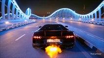 Lamborghini Aventador drift [HD]