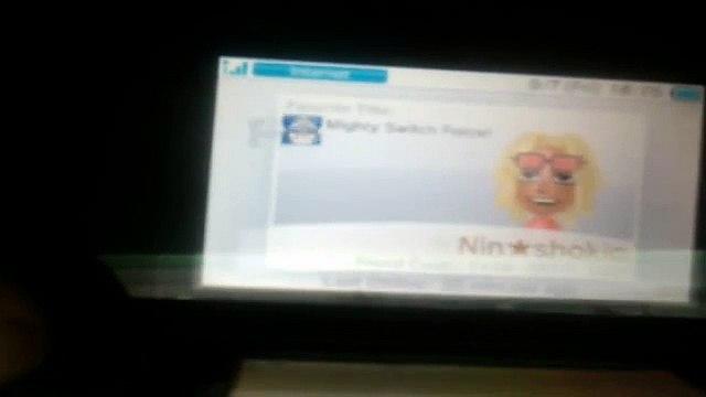 Nintendo 3ds friends list update 6