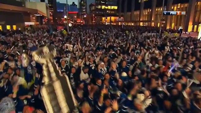 Boston Bruins vs. Toronto Maple Leafs 5-4 OT GAME 7 Playoffs 2013