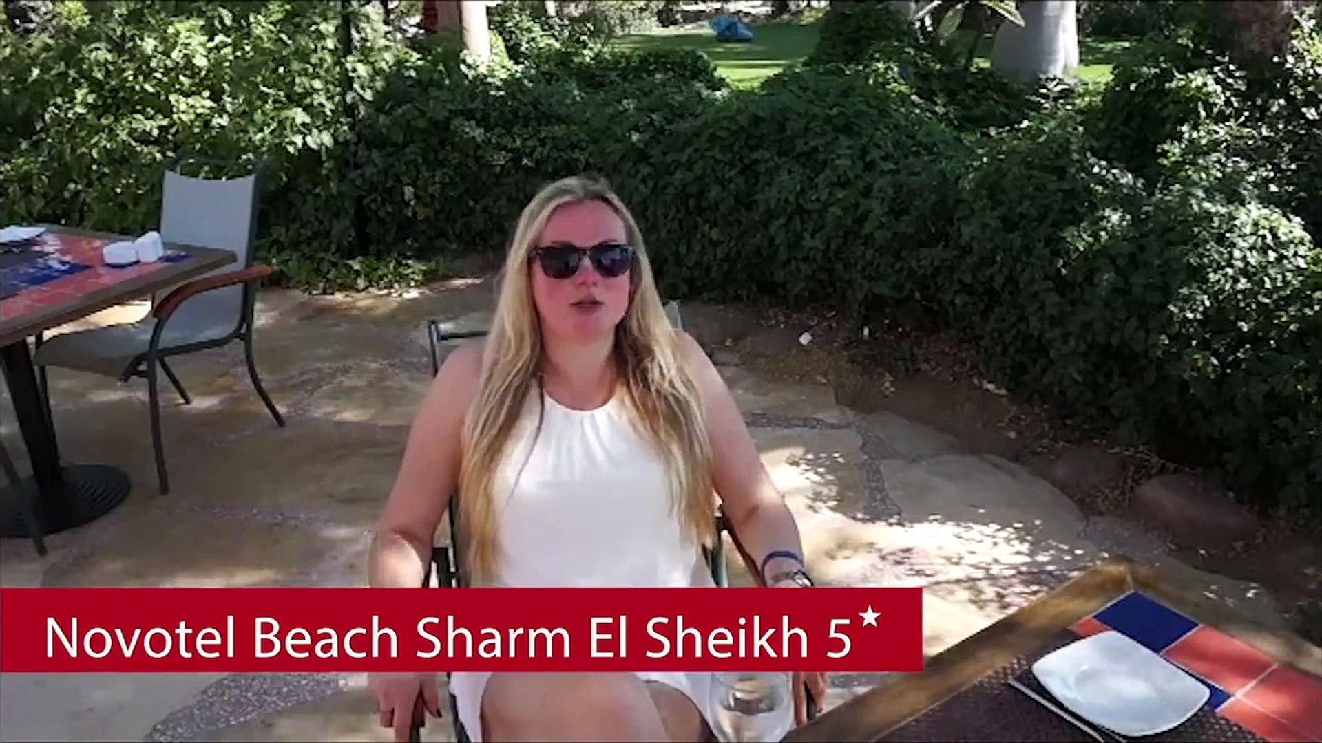 Отель NOVOTEL BEACH 5*, Шарм-эль-Шейх, Египет