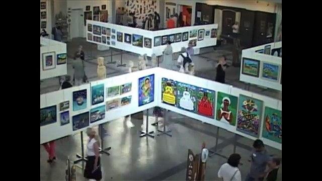 NAIF 2011 - Film zbiorczy -  Galeria Szyb Wilson