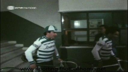 Ciclismo :: Entrevista a Marco Chagas (Sporting) em 1985