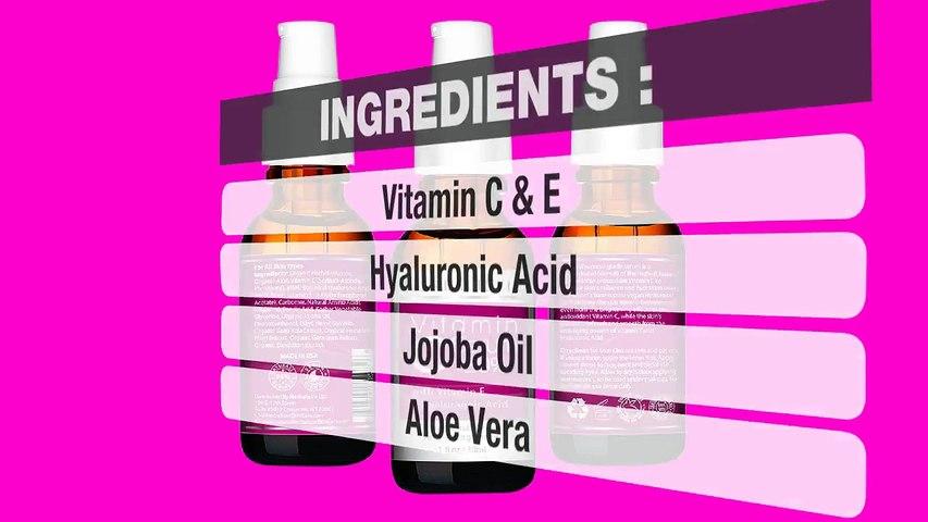 Best Vitamin C Serum - Best Anti Aging Serum