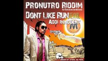 VYBZ KARTEL - DON'T LIKE RUN (REVIVAL) [PRONUTRO RIDDIM]
