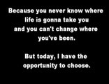 India Arie - I Choose (lyrics)