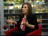 """Entrevista de Milagros Leiva en """"No Culpes a la Noche"""" a Julia Principe CASO ORELLANA 02-02-2015"""