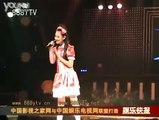 Chinese pop singer caught lip syncing attempted suicide after this mistake