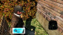 Watch Dogs Funtage | Spider Drugs, Traffic Jams, and Hacked Toilets