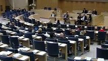 Björn Söder (Sd) om islamistisk extremism 16 Dec 2010