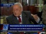 CanalN: Isaac Humala consideró que el Gobierno de Alan García es mejor que el de su hijo Ollanta