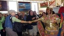 Recorrido del Tour a Machupicchu by car, Agencia de Viajes Operadora en Turismo Cuzco, Tuna Cusco