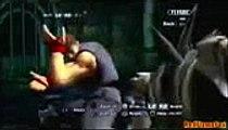 Street Fighter X Mortal Kombat - Ryu VS Scorpion [SSBB Hacks]